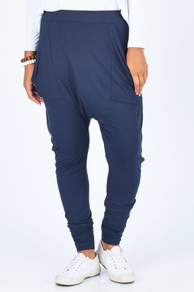 PQ Collection Bamboo Droppy Pant