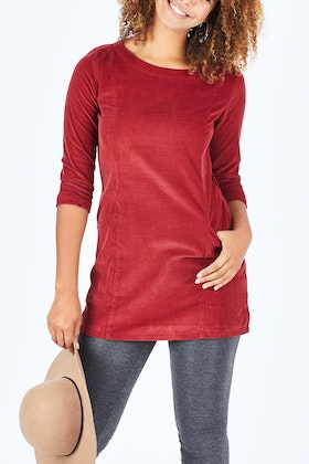 Lily & Me Everyday Cord Tunic