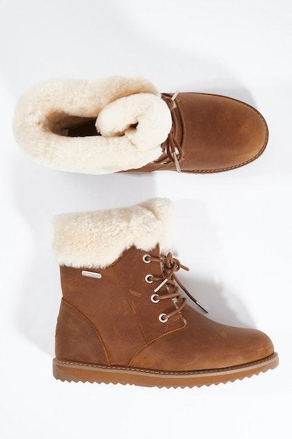 89e96ba502 Emu Australia Shoreline Low Waterproof Leather Boot - Womens Boots -  Birdsnest Buy Online