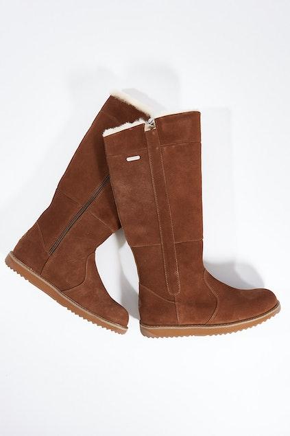 0d0e07645ce Emu Australia Moonta Waterproof Long Boot - Womens Boots at ...