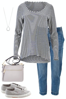 Relaxed Stripes