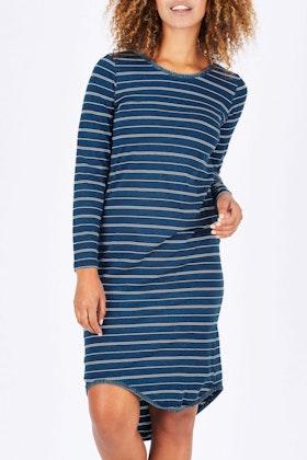 Elm Curved Hem Maggie Dress