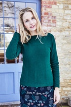 Lily & Me Textured Knit Jumper