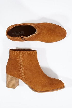 Human Premium Dylan Ankle Boot