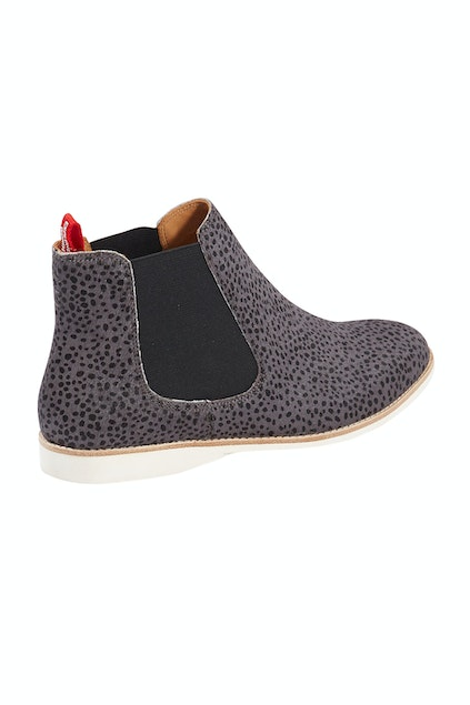 4dfc740284bd Rollie Chelsea Snow Leopard Ankle Boot - Womens Boots at ...