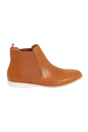 Rollie Chelsea Pin Punch Ankle Boot