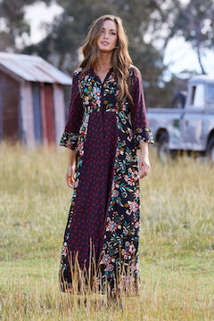 Meadow Walk Maxi Dress
