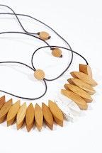 Rare Rabbit Eclipse Necklace