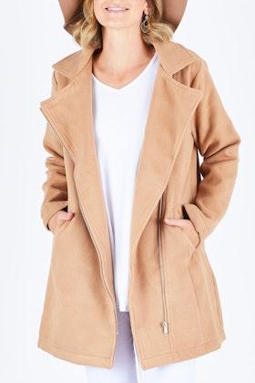 Sass Essential Winter Coat