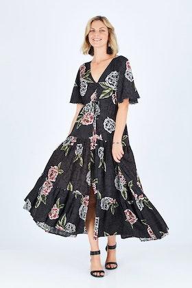 0fee645645 Jaase Kelsey Maxi Dress