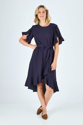 451524506dfa Cotton Dresses - Birdsnest Fashion Clothing