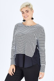 The Contrast Panel Top