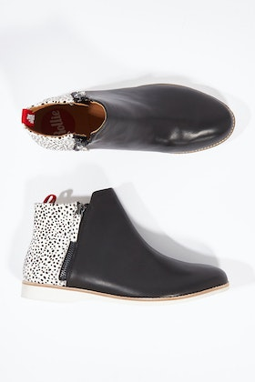 Rollie Side Zip Ankle Boot