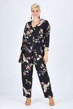 boho bird Come Fly With Me Jumpsuit