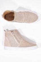 Human Premium Louka Suede High Sneaker