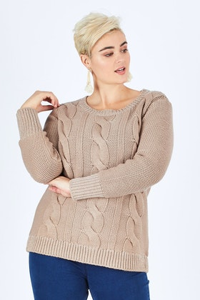 Hatley Cable Knit Sweater