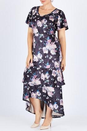 Moonlight Bird Rebecca Dress