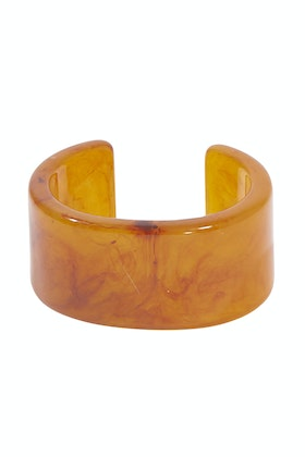 Tiger Tree Honey Smoky Cuff Bracelet