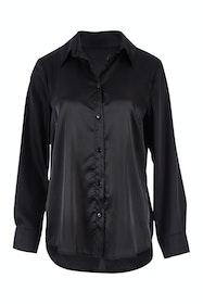 Belle Satin Shirt