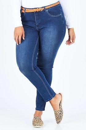 Vassalli Skinny Leg Jean