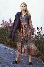 Brave & True Safari Dress