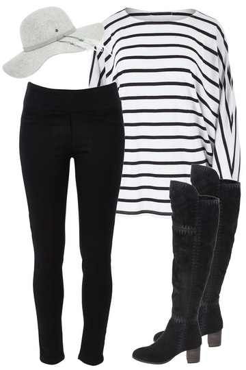 Simple, Straightforward Stripes
