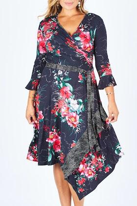 Maiocchi Frill Frenzy Dress