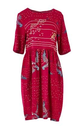 Sinerji Panelled Winter Dress