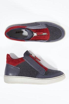 Earth Shoes Zane Zip Sneaker