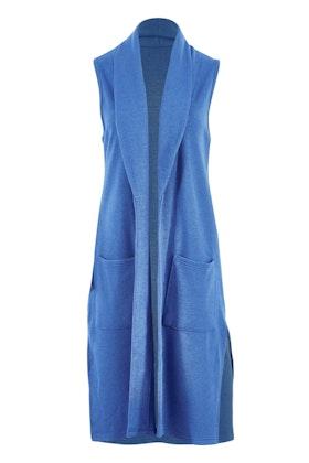 Belle bird Belle Longline Knit Vest