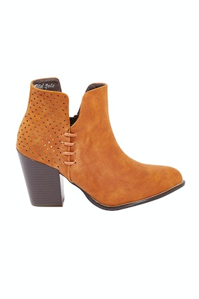 Wild Sole Dara Ankle Boot