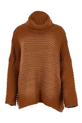 Brave & True Saffron Knit