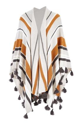 Brave & True Prairie Poncho