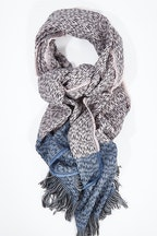 JJ Sisters Warm And Thick Scarf