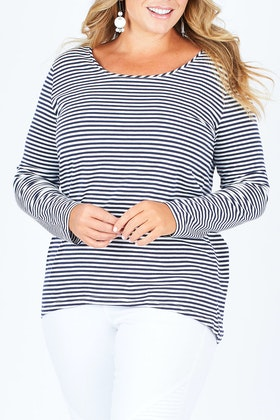 bird keepers The Relaxed Long Sleeve Tee