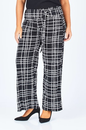 bird by design The Printed Travel Pant