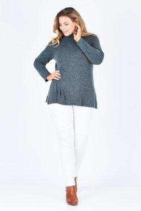 Belle bird Belle Cowl Swing Sweater