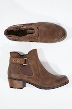 Planet Shoes Town Ankle Boot