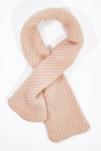 JJ Sisters Stripes Collar Scarf