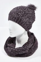 JJ Sisters Beanie And Snood Set