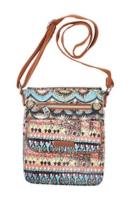 Small Flap Messenger Crossbody