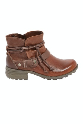 Planet Shoes Phip Ankle Boot