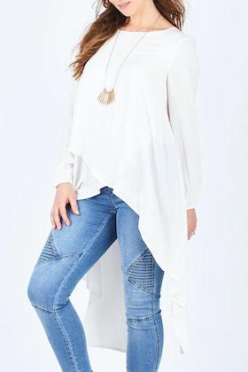 Brave & True Tori Long Sleeve Top