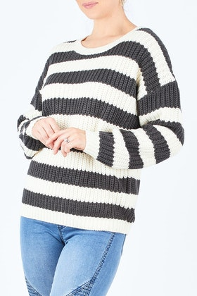Brave & True Oslo Chunky Sweater