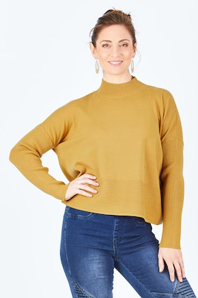 Sass Partly Cloudy Knit