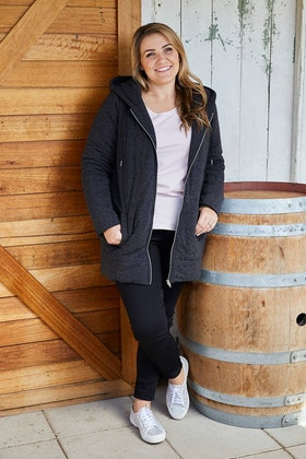 bird keepers The Luxe Puffer Jacket