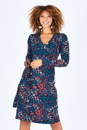 Lily & Me Winter Wrap Dress