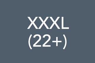 22 up (3xl, 22+)