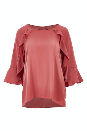 3rd Love Frill Blouse