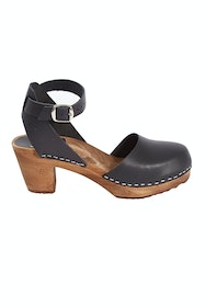 Ester High Clog Heel